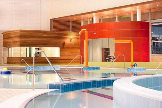 Vancouver Hillcrest - Gail Swimming Pool Ceramic Tiles Combi Color I