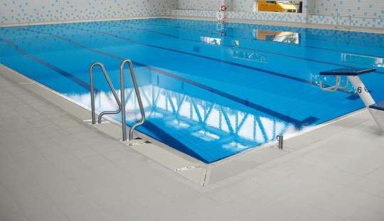 Gail Swimming Pool Ceramic Tiles - Dusseldorf City Bath
